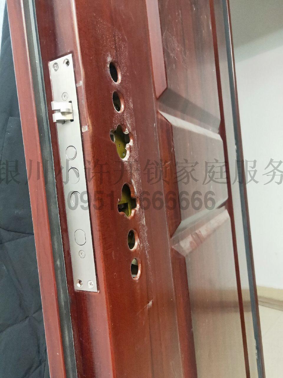 指纹锁_方便、安全、省心。