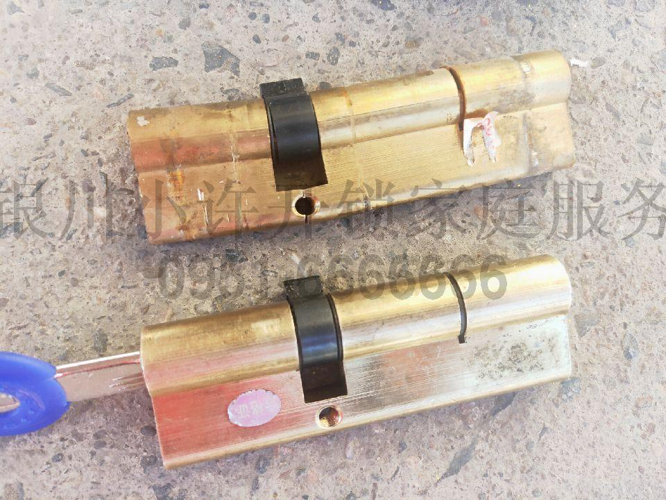 锁芯断裂_出现质量问题_记得更换高质量_防盗锁芯